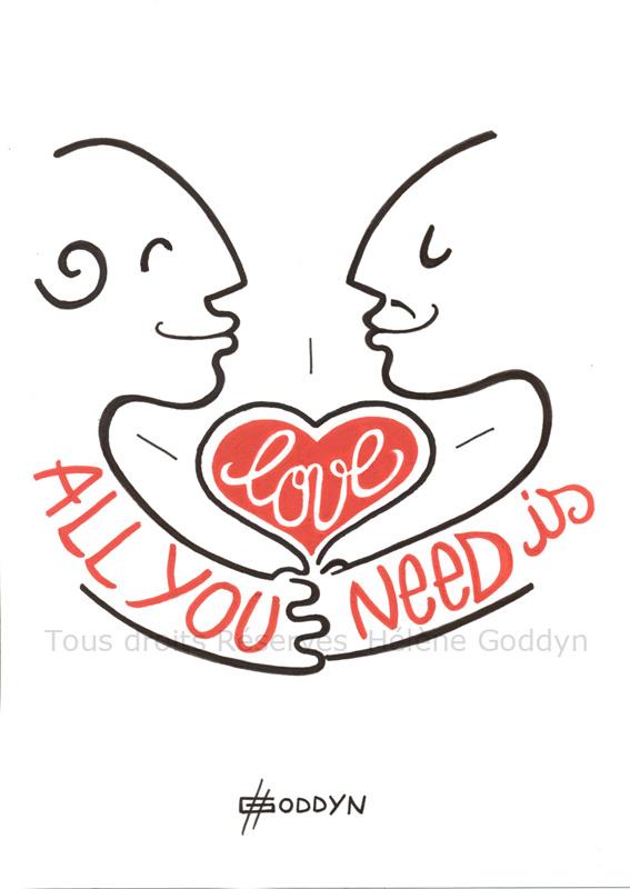 Au-fil-de-la-vie-pour-en-tracer-l-essentiel_All-you-need-is-love_Helene-Goddyn