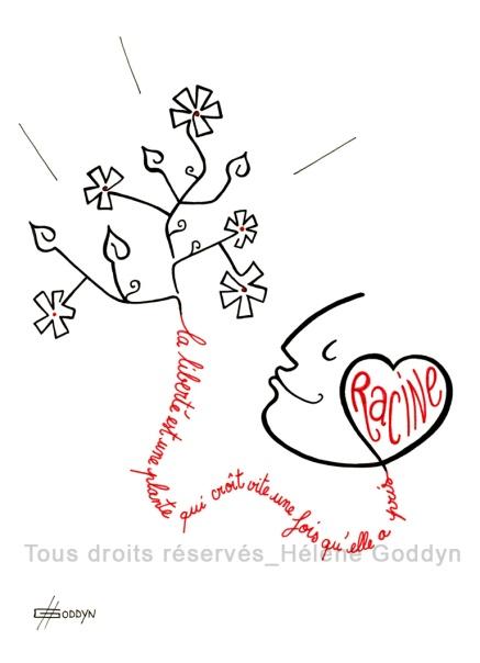 Au-fil-de-la-vie-pour-en-tracer-l-Racine_protection_Helene-Goddyn_dessin-fil
