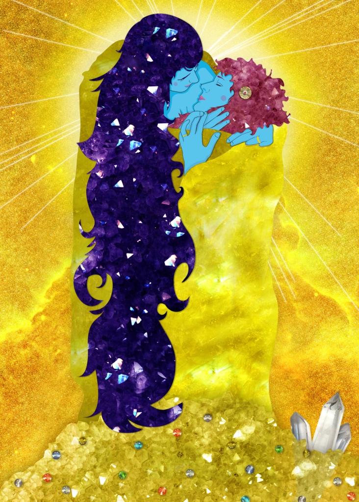 cosmic love BD applati