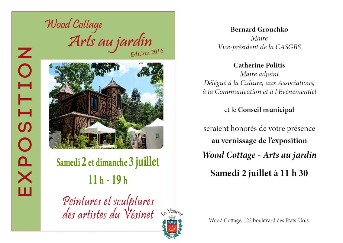 invitation expo wood cottage_vesinet_2 et 3 juillet