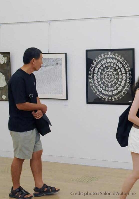 Goddyn-Helene_Mandala-Humain-VOYAGE_Musee-National-Art-Center_Tokyo_Japon2